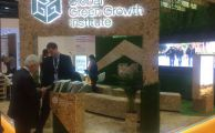 GGGI sharing green growth successes and stories of change at the World Future Energy Summit
