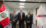 GGGI D.G. Visits Peru for Engagement with Government on Green Growth