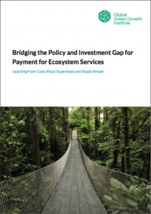 Bridging the Policy and Investment Gap for Payment for Ecosystem Services