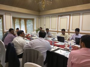 GGGI India WHR Capacity Building Workshop
