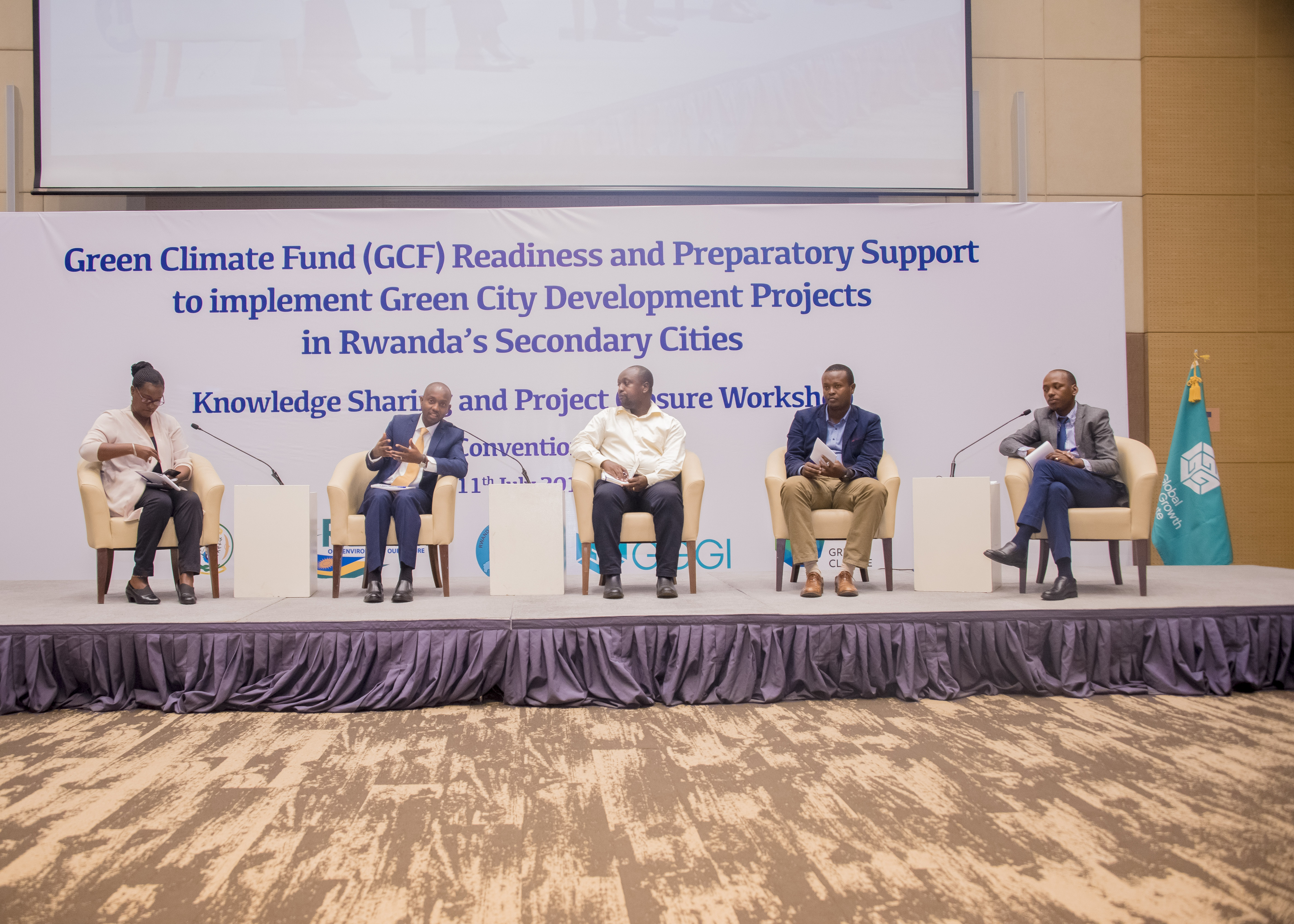Green Climate Fund (GCF) Readiness and preparatory support