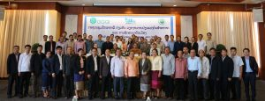 City leaders and stakeholders convene in Pakse to discuss climate change