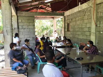 Farmer-Based Cooperative Baseline Assessment Discussions