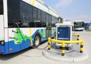 E-Bus Charging Station